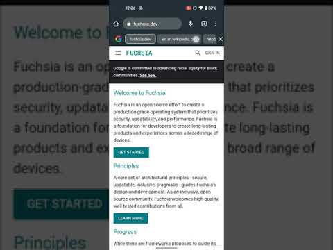 """Chrome for Android """"Continuous Search Navigation"""" demo"""