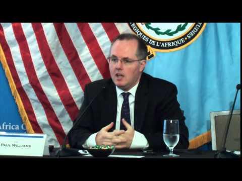 Regional Security Mechanisms in Africa - Dr. Paul D. Williams