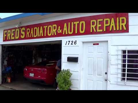 How To Repair & SAVE; Subscribe Today: Welcome To Fred's Auto Repair Waco, Texas