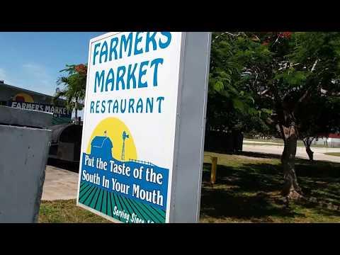 Farmers Market Restaurant, Ft. Myers, FL