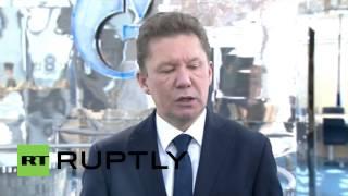 Russia: Gazprom
