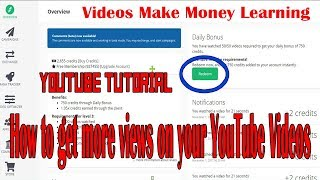 How To Increase YouTube Videos Views Very Fast 2017, Get More YouTube Views By YTmonster 2017