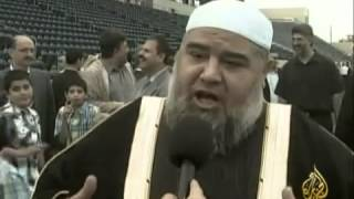 Al-Jazeera @ Eid Prayer 2012 - Mosque Foundation - Toyota Park