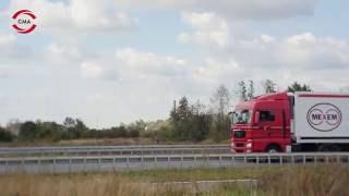 Bezpieczny TIR z SAFE-PRO - System Ochrony Zestawu Ciągnik - Naczepa