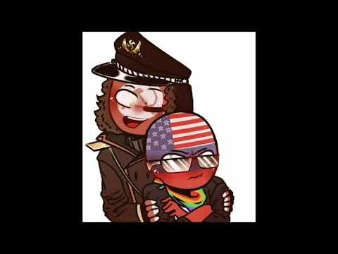 Озвучка комиксов × Countryhumans ×