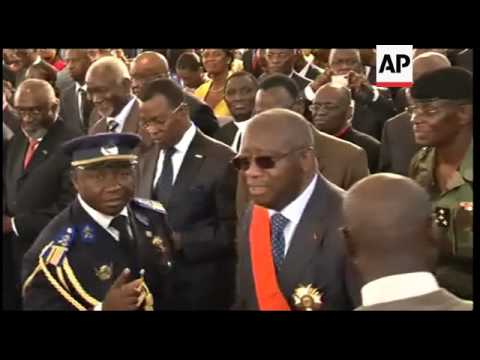 Ivory Coast - Gbagbo captured in bunker / Alassane Outtara becomes president