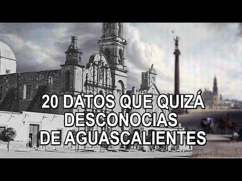 20 datos que quizá desconocías de Aguascalientes