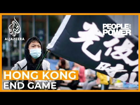 Hong Kong: Endgame | People and Power