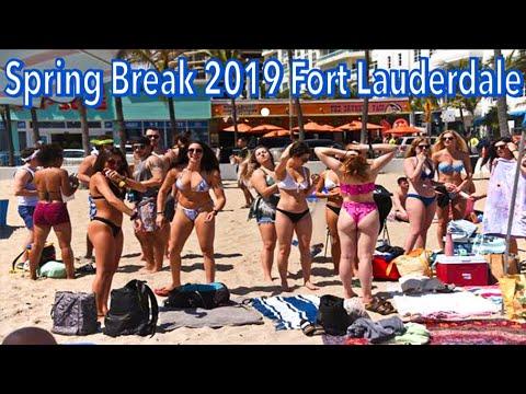 Spring Break 2019 Fort Lauderdale