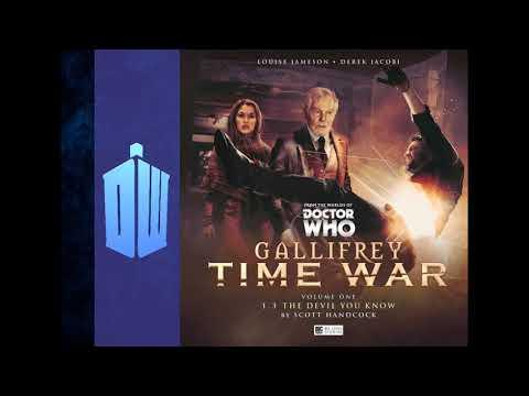 Doctor Who: Leela Meets Derek Jacobi's Master