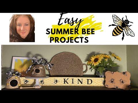 3 Bee Craft