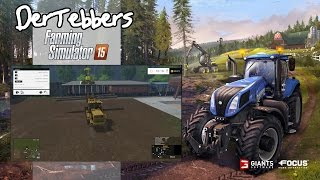 Farming Simulator 15 - Volga Life - 020 - Back in the Forest