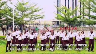 08 Adonai praise music HATUTAOGOPA new 2015 burundi gospel