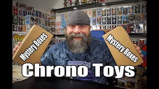 Chrono Toys Mystery Boxes X 2 Unboxing