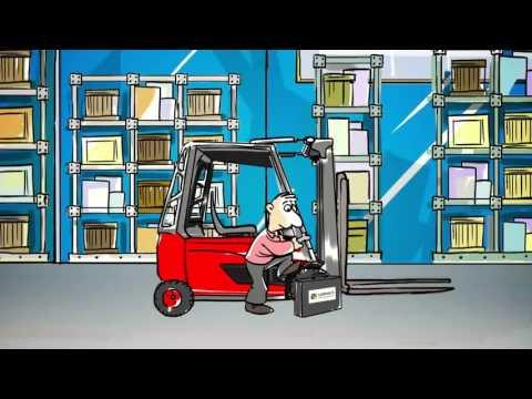 Connect: Fleet Management, Operation Analysis For Forklift Trucks