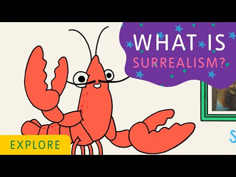 What Is Surrealism? | Tate Kids