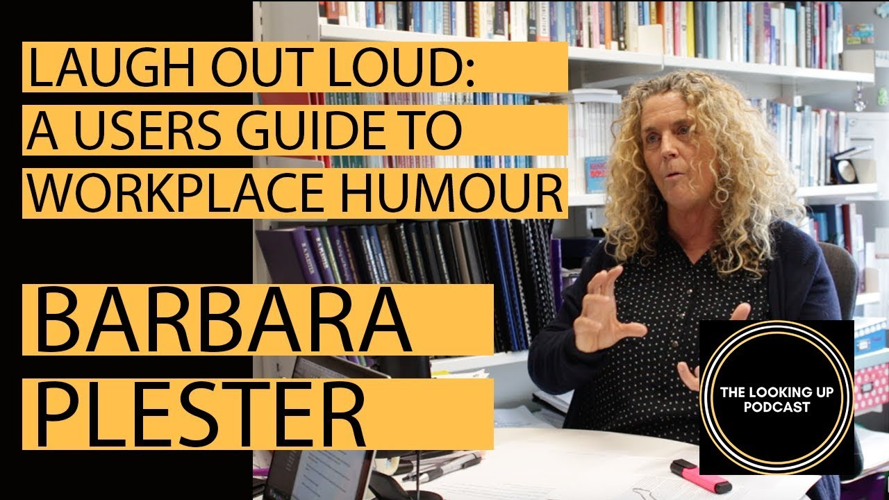 Plester Mr P Laugh Out Loud A Users Guide To Workplace Humour Barbara Plester Short Clip