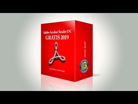 DESCARGAR ADOBE ACROBAT READER DC GRATIS 2019