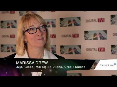 Speaker Interview with Marissa Drew of Credit Suisse at Cable Congress 2013 in London