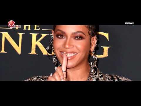 UNEWS: Beyonce & Blue Ivy pe covorul rosu @Utv 2019