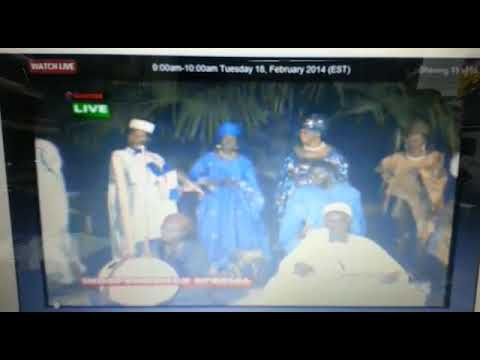 Gambian national troupe