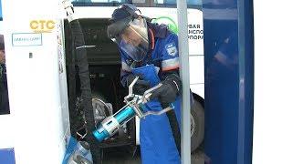 В Челябинской области будут получать сжиженный природный газ для зарядных станций
