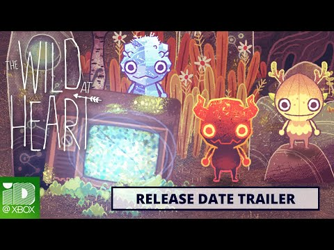 The Wild at Heart   Release Date Trailer