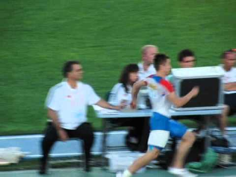 WJC Barcelona 2012 Long Jump
