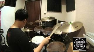 Download Stone Temple Pilots - Big Bang Baby - Drum Cover MP3 song and Music Video