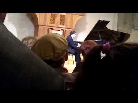 Variations on the theme by Paganini (Johannes Brahms)_ Manikon Nahapetov