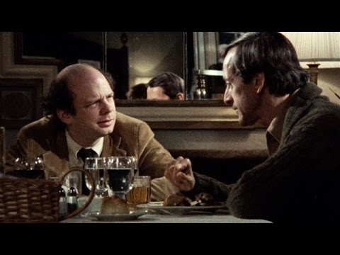 My Dinner with Andre 1981 Andre Gregory, Wallace Shawn, Jean Lenauer