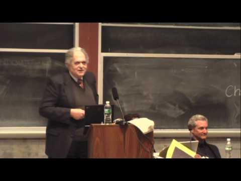 MIT Latke-Hamentashen Debate 2009 - Jeffrey Steinfeld (H2)