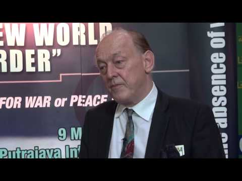 Prof. Michel Chossudovsky: Terrorism is Made in the USA. The Global War on Terrorism is a Big Lie