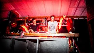 Julio Victoria B2B Memek - Domingo 22 de Marzo de 2015 Festival Entre los Árboles