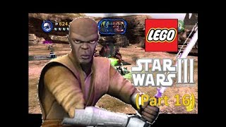 LEGO Star Wars 3: The Clone Wars (Part 16)
