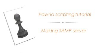 Video * Pawno scripting tutorial #1 - Creating SAMP server. download MP3, 3GP, MP4, WEBM, AVI, FLV Agustus 2018