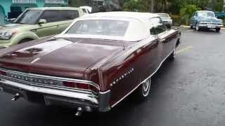 1965 Pontiac Bonneville Convertible classic cars for sale Stuart Florida 34997