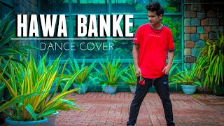 Darshan Raval - Hawa Banke Song Dance Video | Best Dance In Love Song 2019 | Deepak Devrani