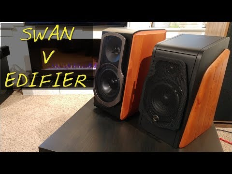 Z Review - SWAN M200MkIII & EDIFIER S2000pro [Start the Year off Right!]