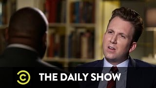 The Divinity of Donald Trump: The Daily Show
