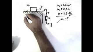 Решение задач по теме -Законы Ньютона. 202012