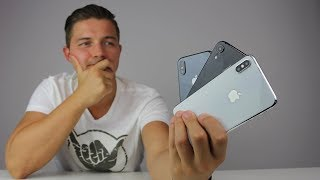 Íme az új iPhone-ok! — iPhone 9, iPhone X és iPhone X Plus