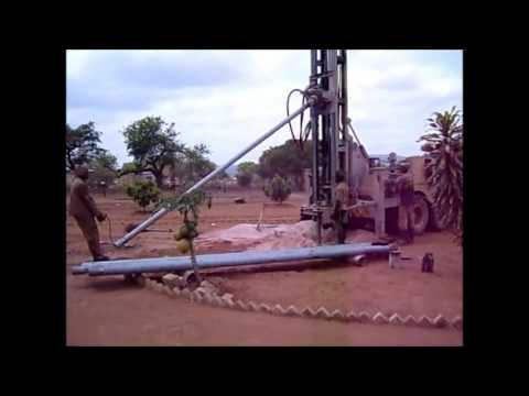 Water Well Drilling, South-Africa ( Venda Reagan )