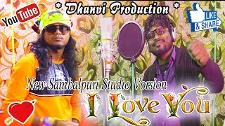 I Love You (Jasobant Sagar) New Sambalpuri Studio Video 2018