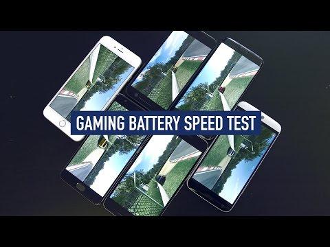 Smartphone Battery Test: iPhone 6S Plus v Galaxy S7 Edge v HTC 10 v LG G5 v Nexus 6P v OnePlus 3