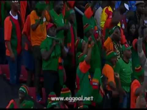 اهداف مباراة الكاميرون وزامبيا ||12-11-2016( تصفيات كأس العالم 2018-افريقيا )