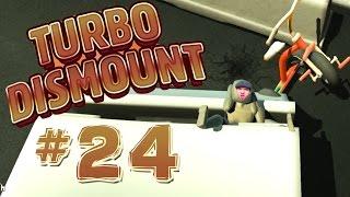 PINK LIGHTNING SUICIDE! | Turbo Dismount - Part 24