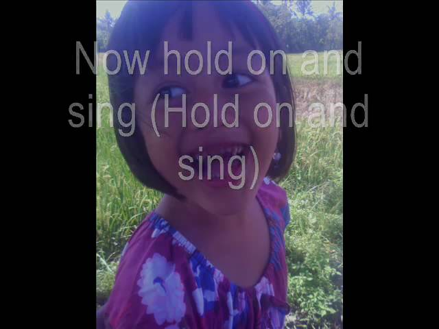 Song For The Children /With Lyrics by Oscar Harris [presented by riza y ardani]