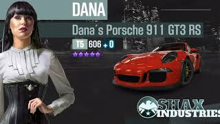 CSR 2 Dana's Challenge Tempest 2 (1 17 update) times to beat and win her  car by Ghost 96R