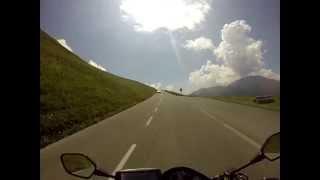 Alps moto trip 2015 - Germany/Austria/Switzerland/France